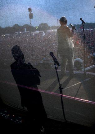 Muhammad Yunus på Roskilde Festival