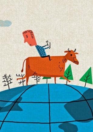 Unge, kød og klima