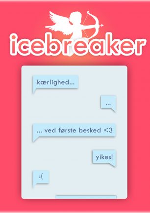 Icebreaker – the tinder chat game