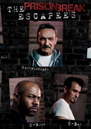 Prison Break the Conspiracy Board Game