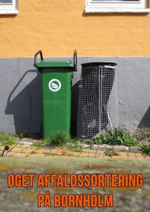 Øget affaldssortering på Bornholm