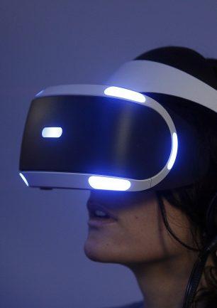 PTSD Selvhjælp i VR
