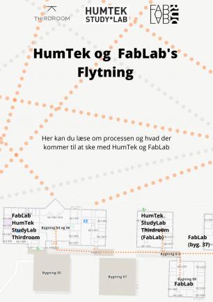 HumTek og Fablabs flytning