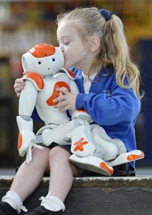 NAO-robot som Folkeskoleteknologi