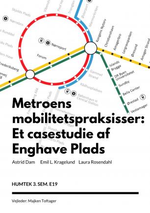 Mobilitetspraksisser: Enghave Plads