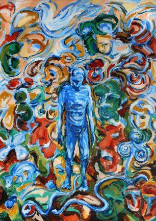 Psykiske sygdomme simuleres i rum