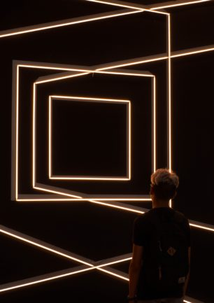 Design af interaktiv lysinstallation