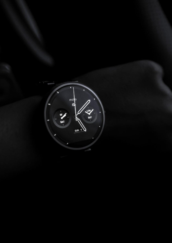 Smartwatch Tracking