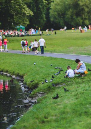 Utryghed i Ørstedsparken
