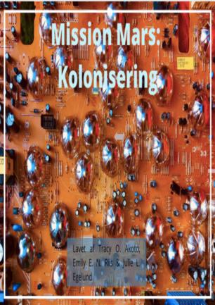 Mission Mars: kolonisering