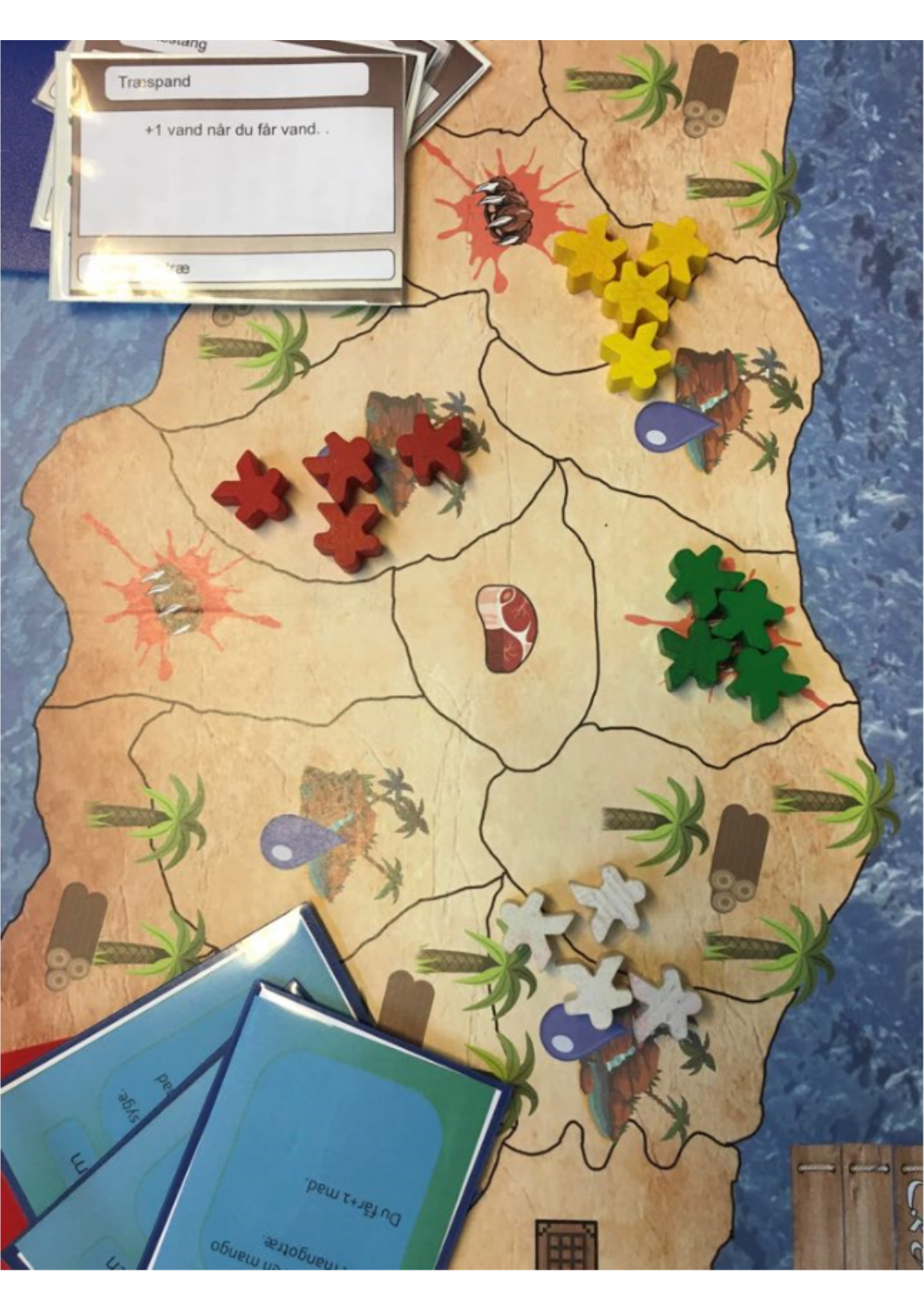 Boardgame workshop – Rafter Crafter