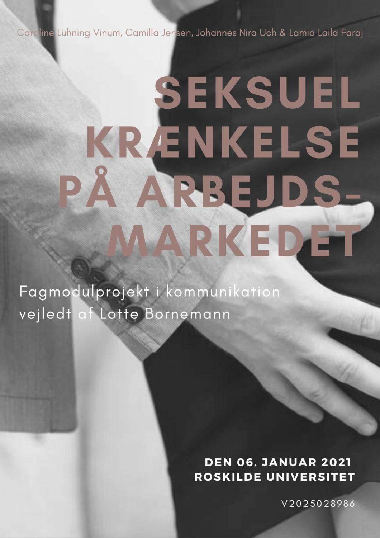 Seksuel krænkelse på arbejdsmarkedet