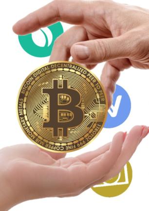 Kryptovaluta: moderne mønter