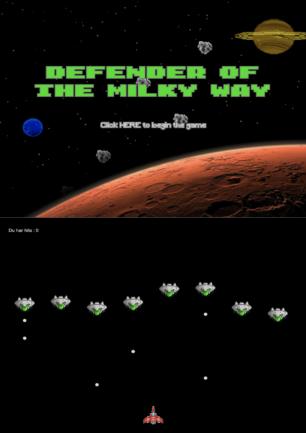 Defender of the Milky Way