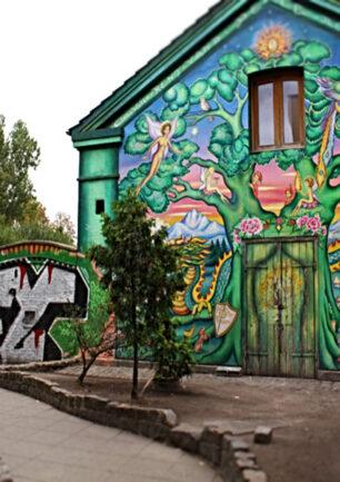 En hverdag på Christiania