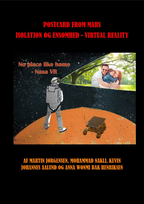 POSTCARDS FROM MARS – NASA VR #WSF21