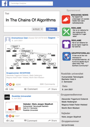 In The Chains Of Algorithms
