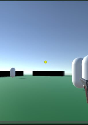 Game environment for interaction