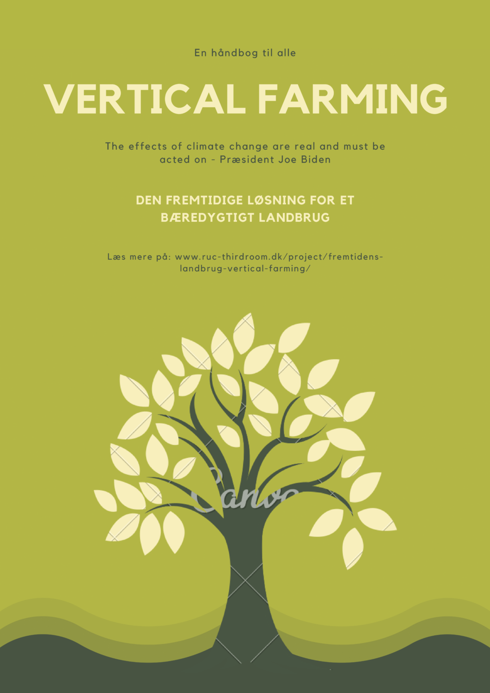 Fremtidens landbrug – Vertical farming