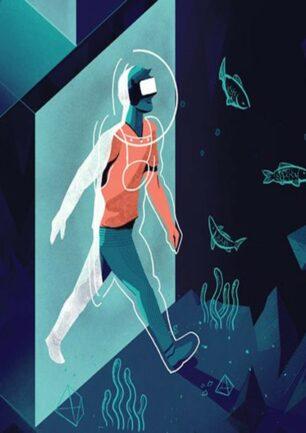 Social angst med VR