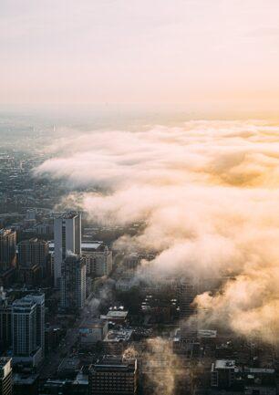 Luftforurening
