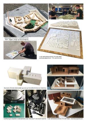 Tim's Workshop PortFolio – AAU + DDSKS